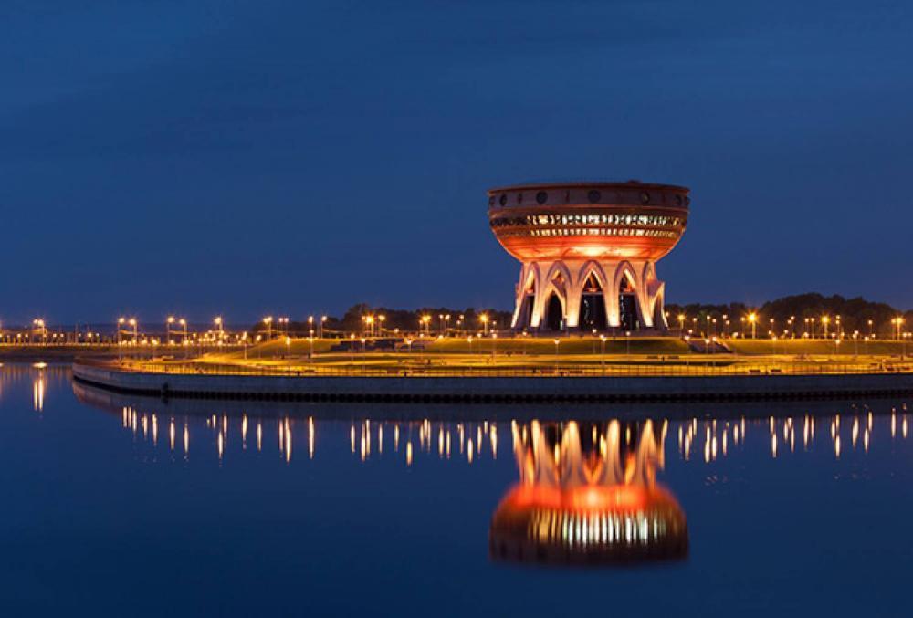 Центр семьи в Казани лучшие места для свиданий
