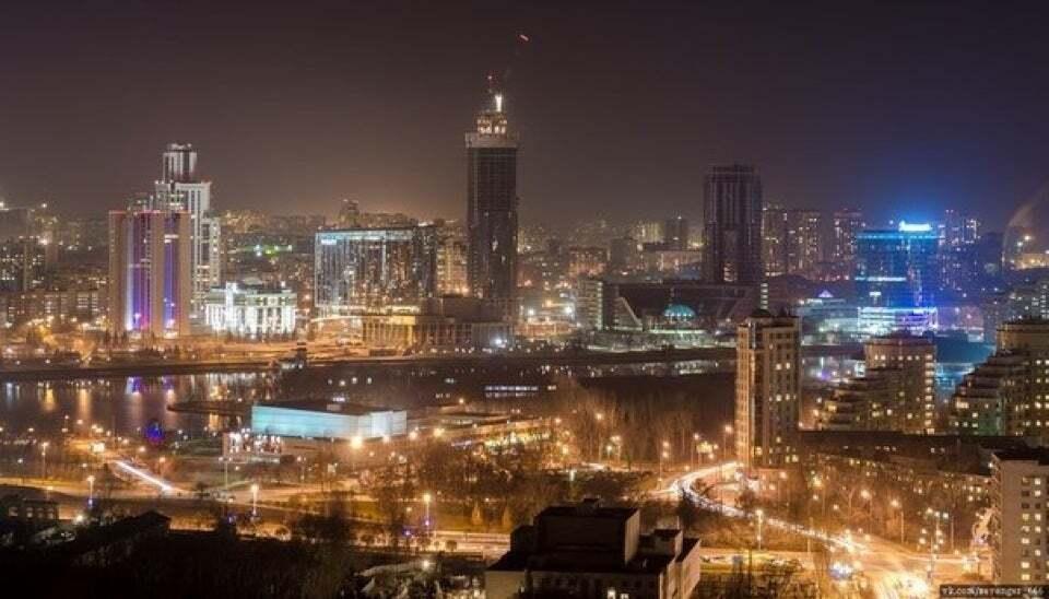 Солдатская горка в Екатеринбурге лучшие места для свиданий
