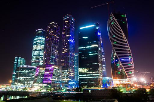 Москва-Сити с ТТК лучшие места для свиданий