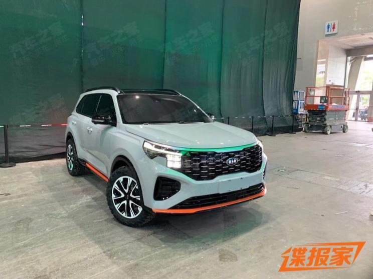Как можно переделать Kia Sportage — китайская версия