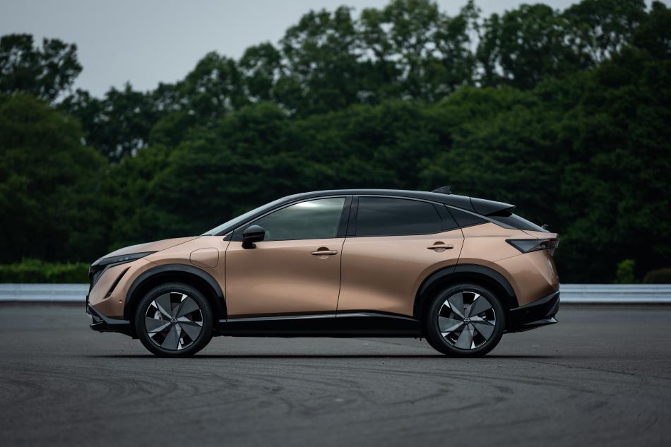 Nissan Ariya: электромобиль для сегодня и для всех