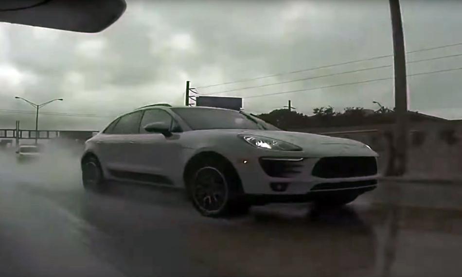 Топ-10 видео со штатных видеорегистраторов автомобилей Tesla