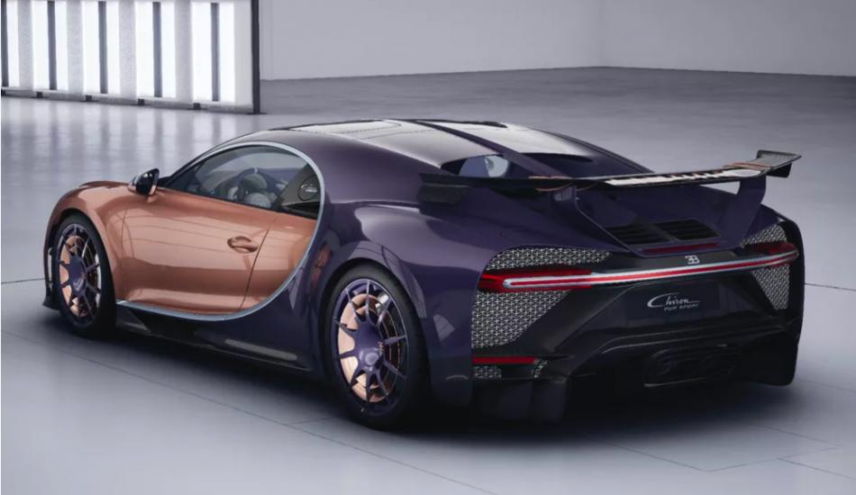 Секретный конфигуратор Bugatti: только для клиентов