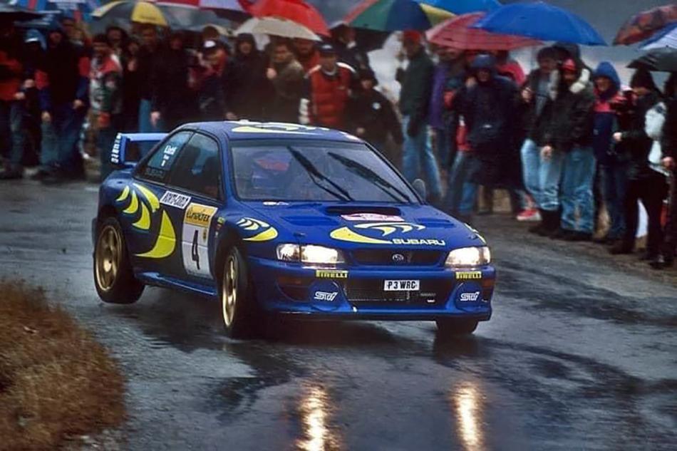 Subaru Impreza S5 WRC`97