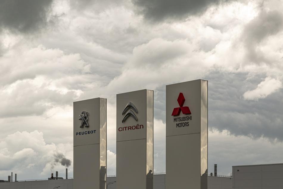 завод mitsubishi в россии