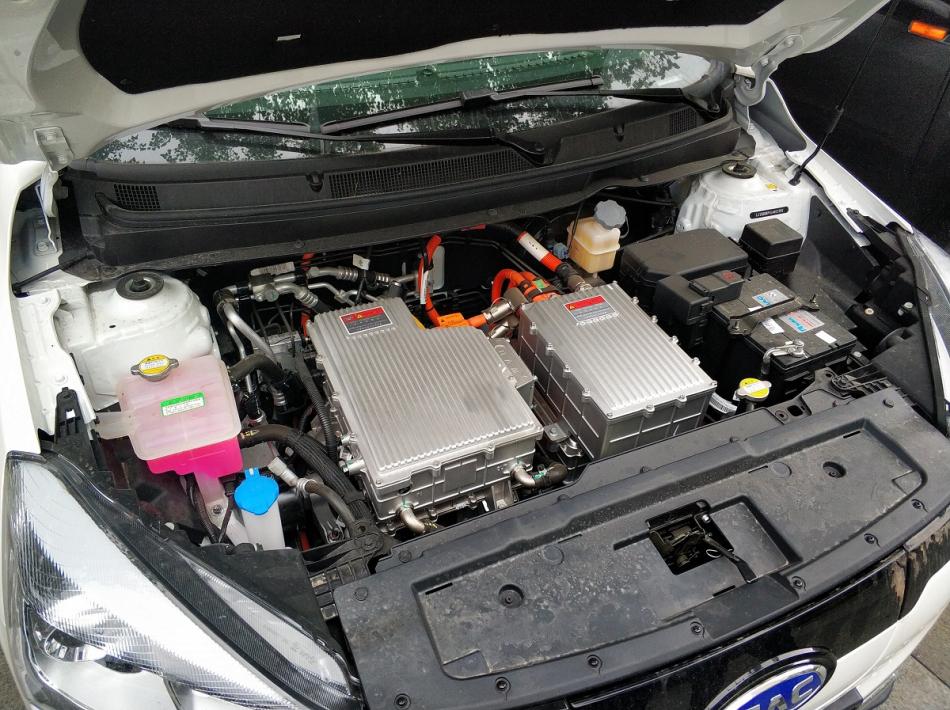 электромотор электромобиль