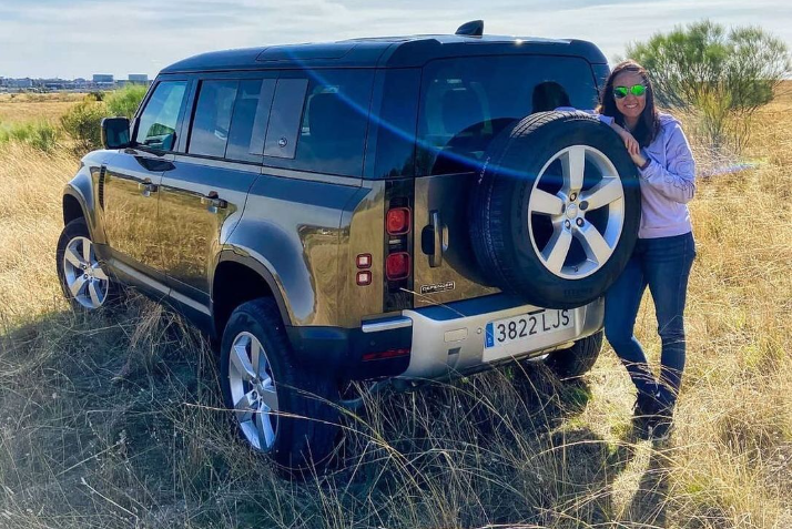 ленд ровер дефендер женское авто