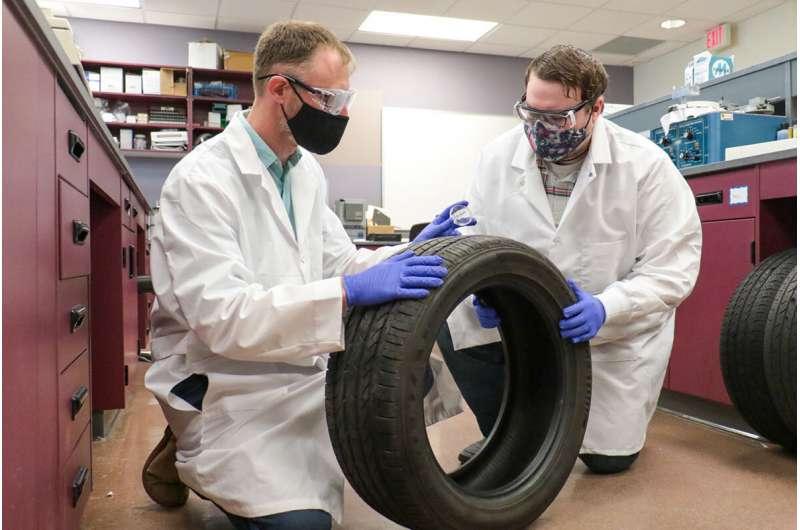 химический состав шин