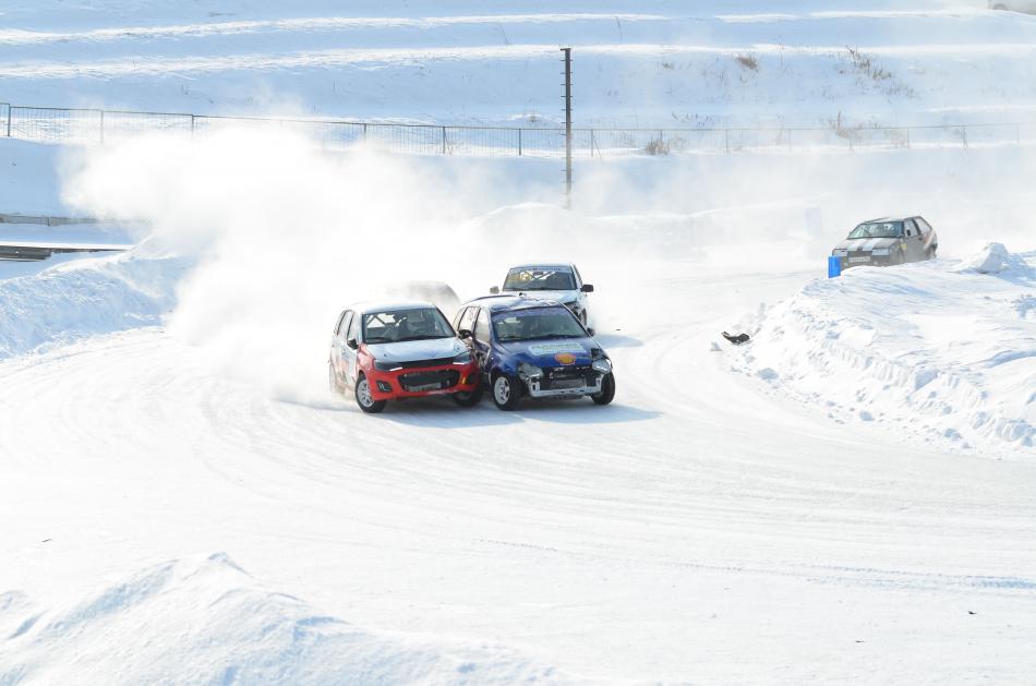 третий финальный этап Межрегионального Кубка по ледовым гонкам 2021