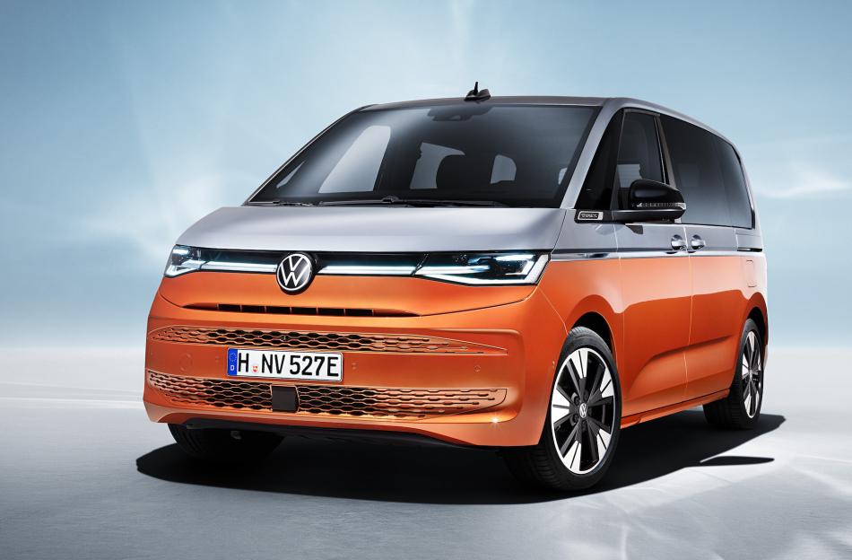 Революционный Volkswagen Multivan T7 — всё о минивэне нового поколения