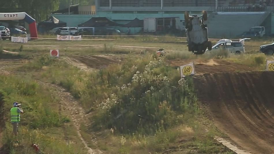 авария на спецучастке «Баха «Князь Владимир» в Коврове