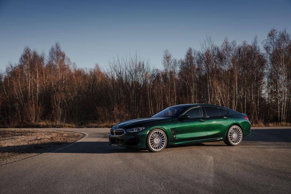 Американцы сорвали премьеру суперседана на базе BMW M850i