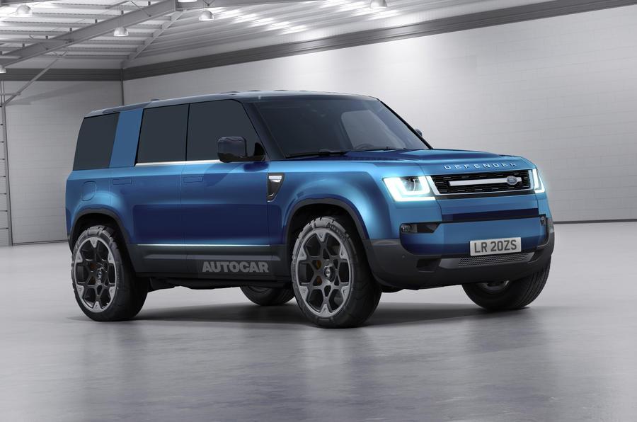 Культовый Defender перейдет на платформу Range Rover и станет роскошнее