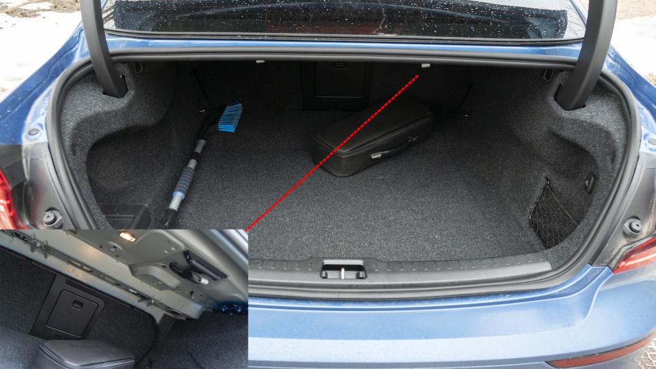 багажник вольво эс60