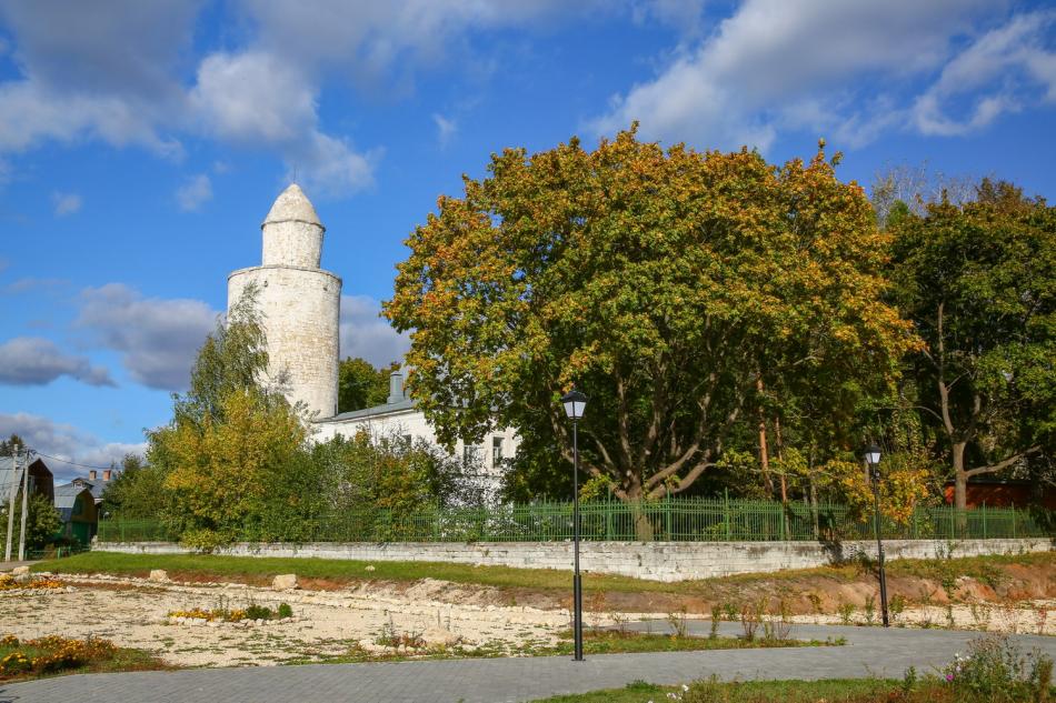касимов мечети