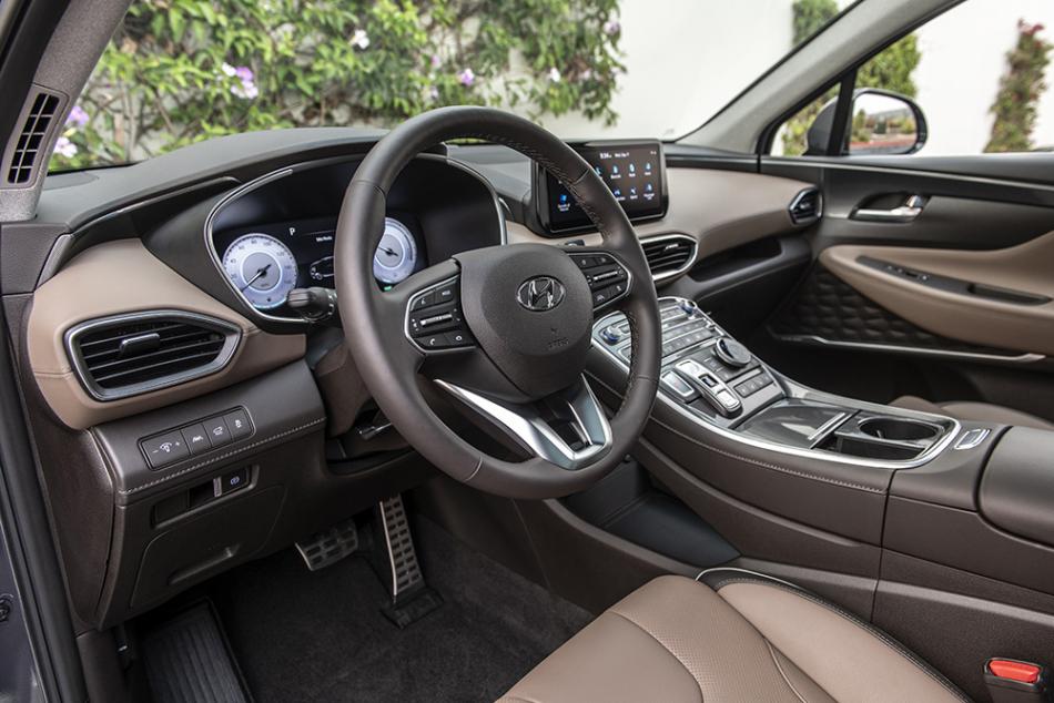 Кроссовер Hyundai Santa Fe