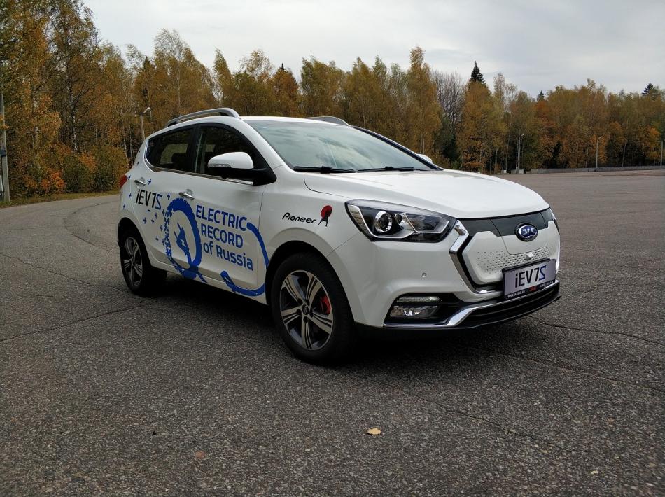самый дешевый электромобиль в россии