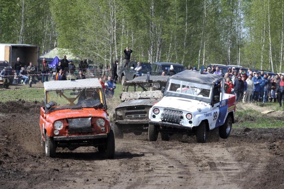Третий этап чемпионата России по автокроссу в зачётной группе «Т1-2500»