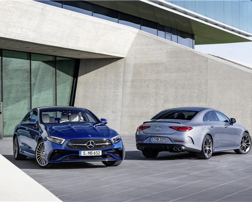 У Mercedes-Benz CLS появился дизель нового типа
