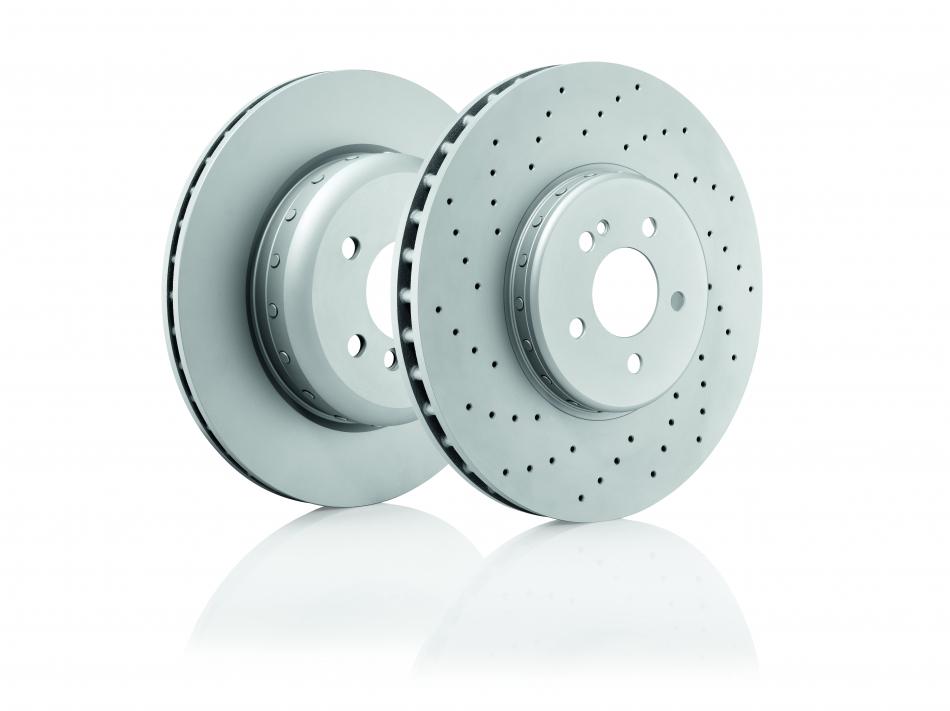 тормозные диски для электрокаров