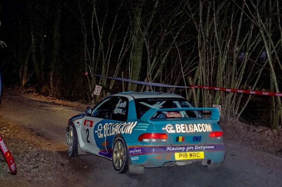 Subaru Impreza WRC шасси PR0/WRC/97.001