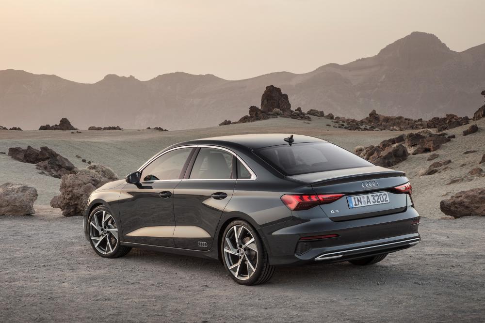 Audi A3 4 поколение (8Y) (2020) Седан