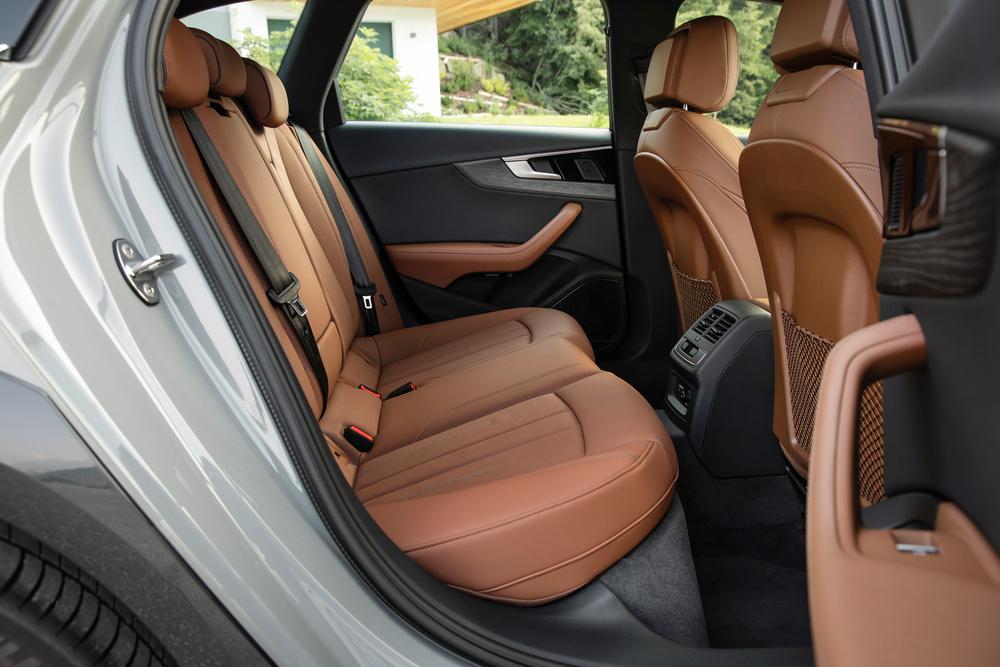 Audi A4 allroad 5 поколение (B9) [рестайлинг] (2019) Универсал 5 дв. интерьер