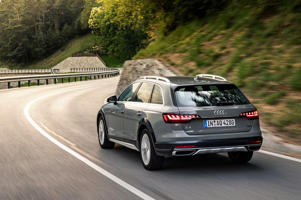 Audi A4 allroad 5 поколение (B9) [рестайлинг] (2019) Универсал 5 дв.