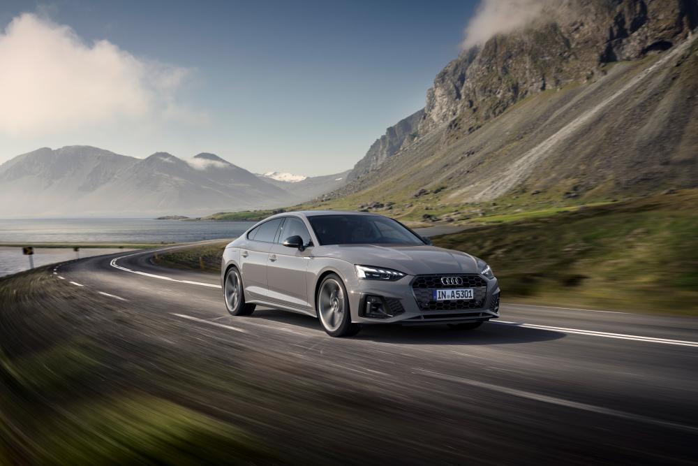 Audi A5 2 поколение (F5) [рестайлинг] (2019) Лифтбек