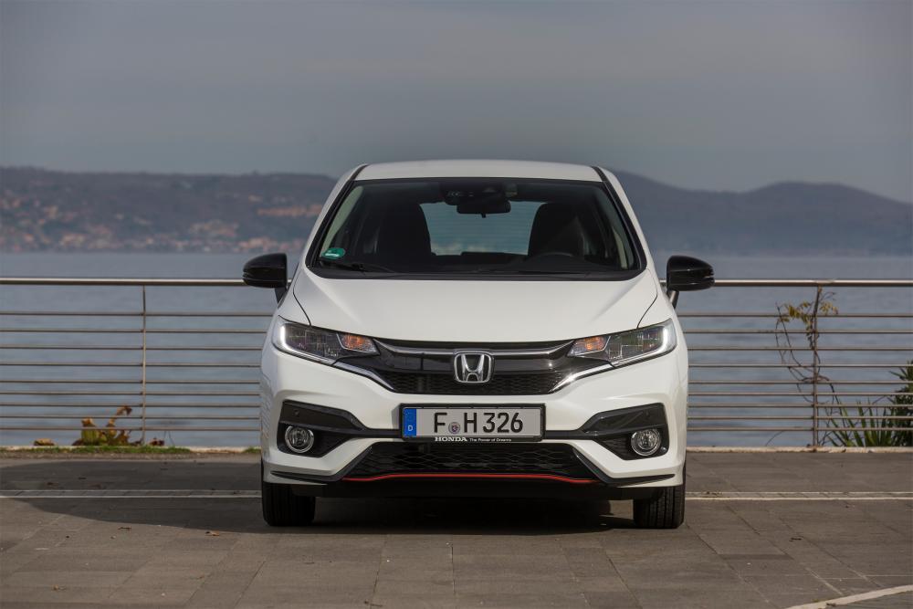 Honda Jazz 3 поколение [рестайлинг] (2017-2020) Хэтчбек 5 дв.