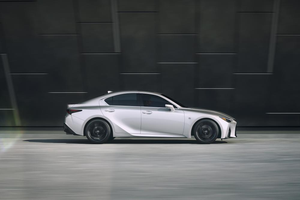 Lexus IS 4 поколение (2020) Седан