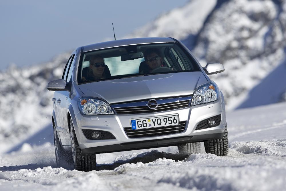 Opel Astra H [рестайлинг] (2006-2014) Хэтчбек 5 дв.