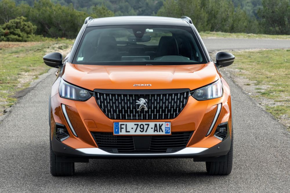 Peugeot 2008 2 поколение (2019) Внедорожник 5 дв.
