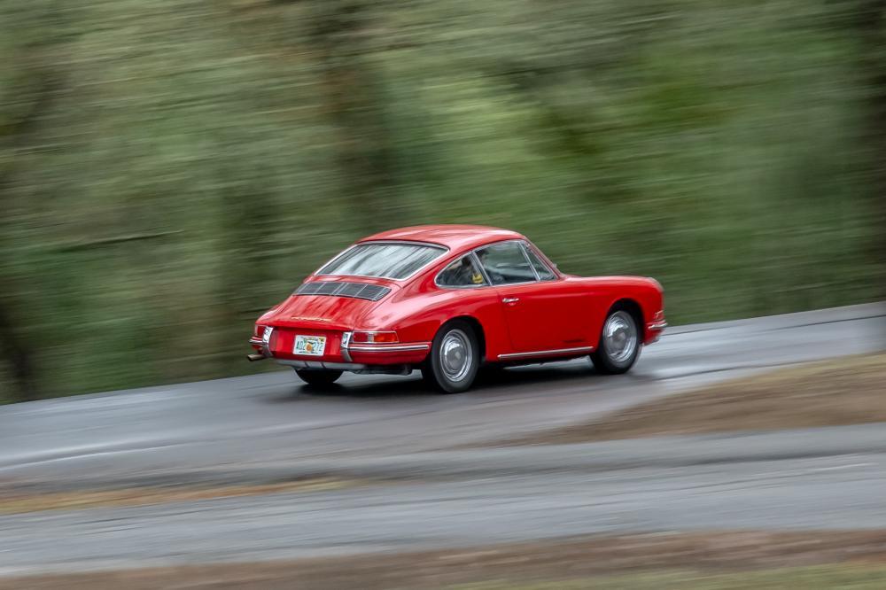 Porsche 911 1 поколение 901 (1963-1973) Купе