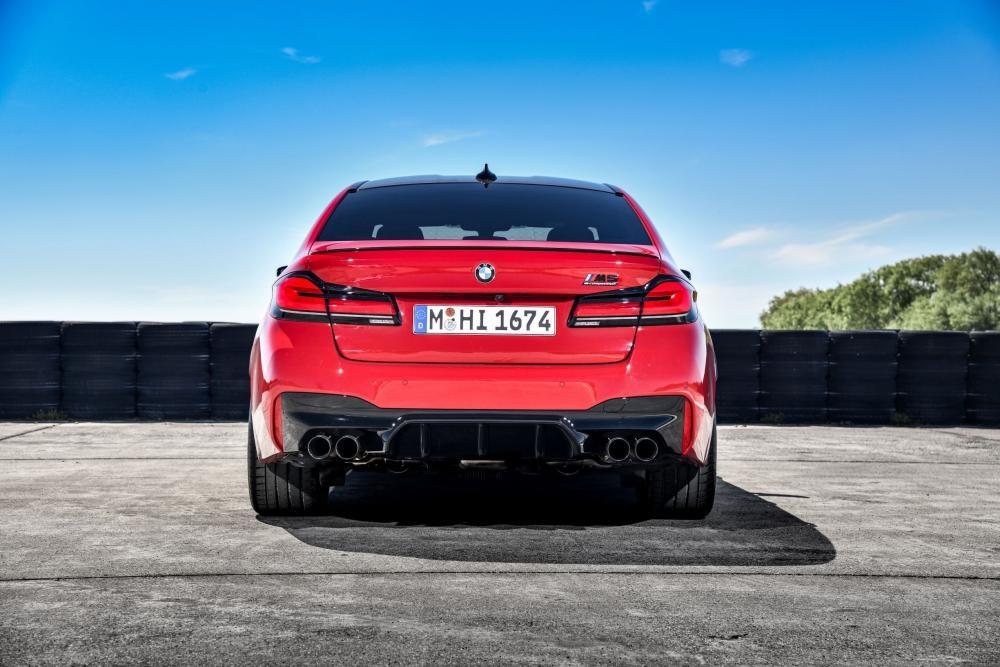 BMW M5 6 поколение F90 [рестайлинг] (2020) Седан