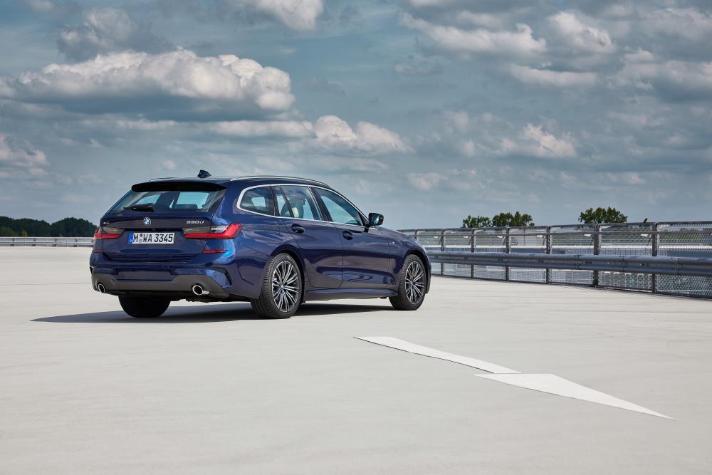 BMW 3 серия 7 поколение G20 (2019) Универсал 5 дв.