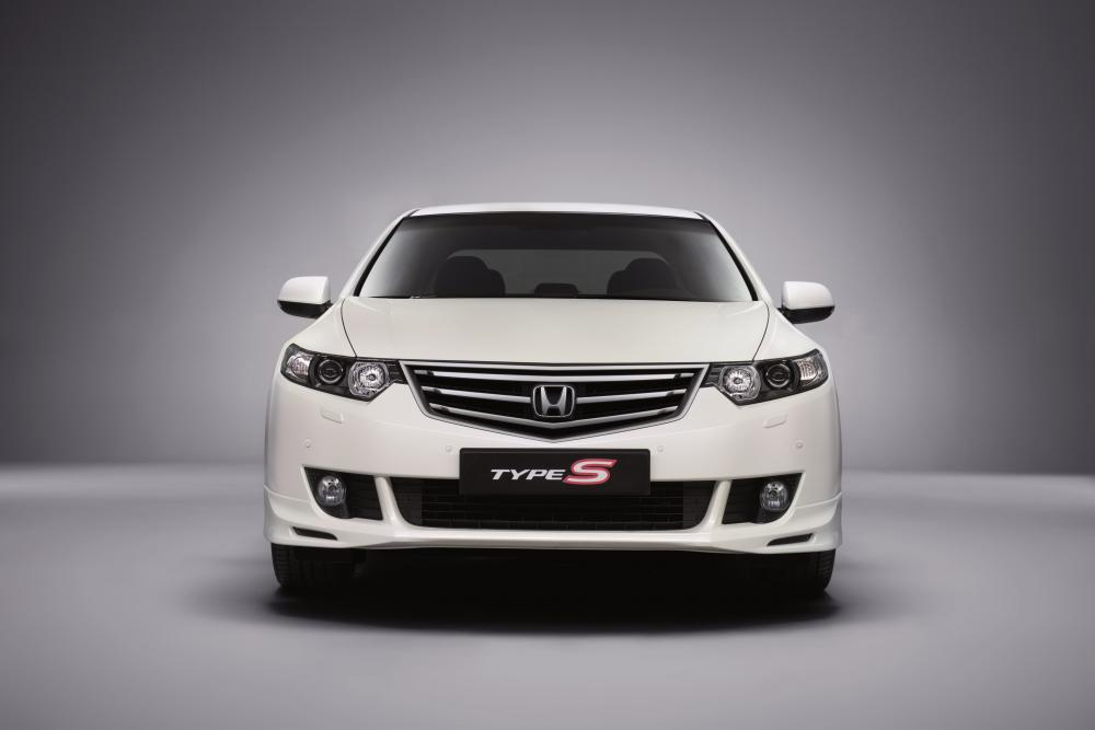 Honda Accord 8 поколение Седан Type-S