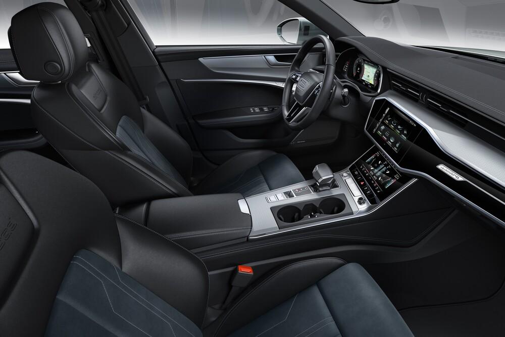 Audi A6 allroad 5 поколение C8 (2019) Универсал 5 дв. интерьер
