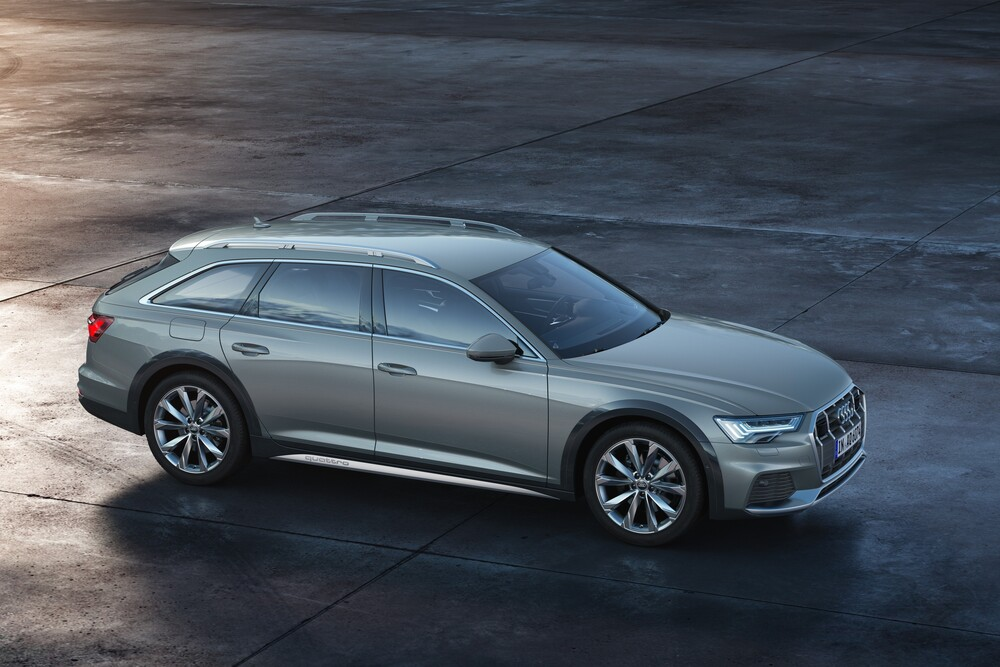 Audi A6 allroad 5 поколение C8 (2019) Универсал 5 дв.