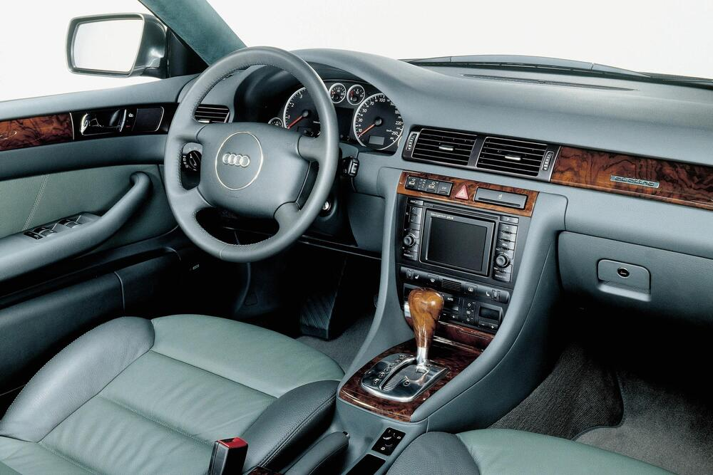 Audi A6 allroad 1 поколение C5 (2000-2006) Универсал 5 дв.