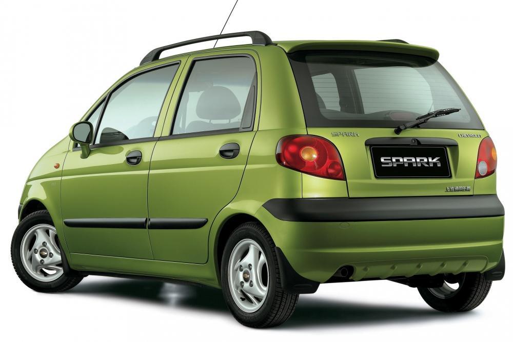 Chevrolet Spark 1 поколение M150 (2003-2011) Хетчбэк