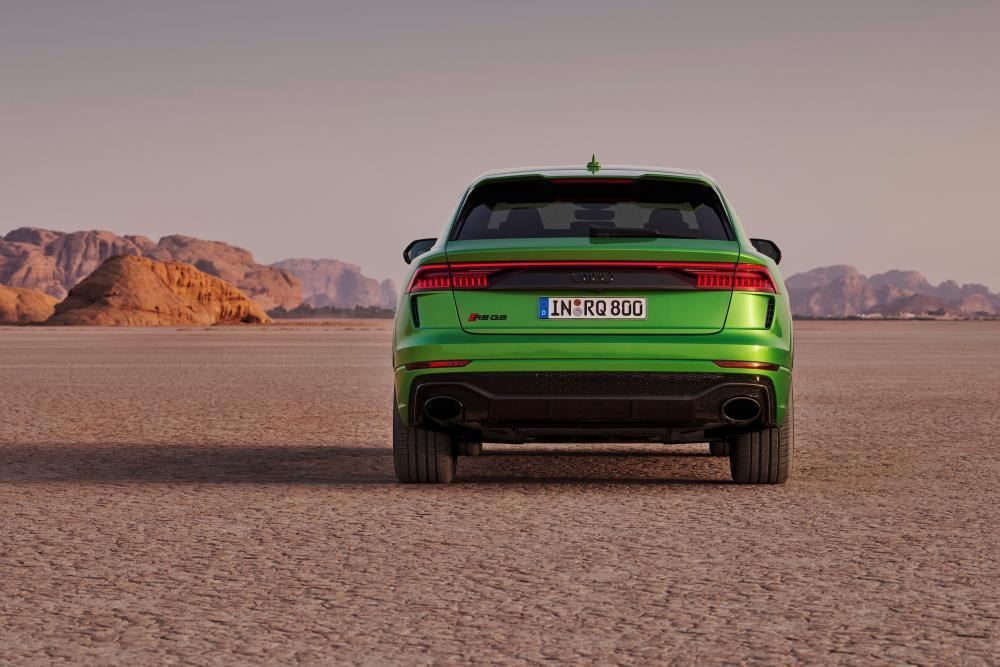 Audi RS Q8 1 поколение (2019) кроссовер
