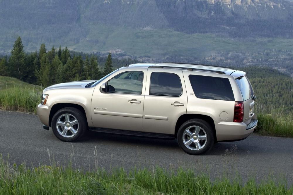 Chevrolet Tahoe 3 поколение GMT900 Внедорожник 5-дв.
