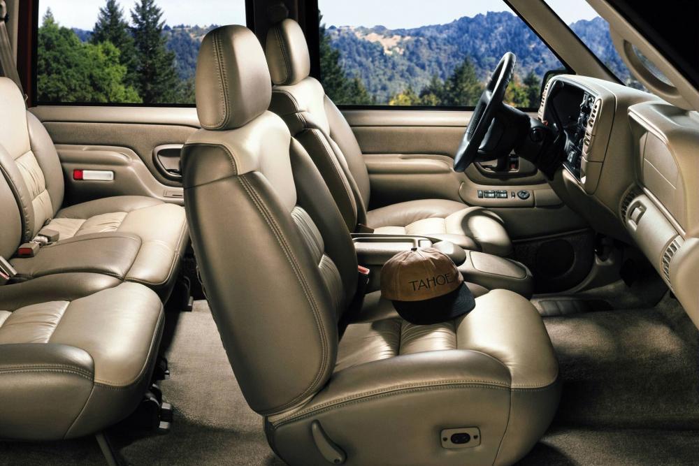 Chevrolet Tahoe 1 поколение GMT400