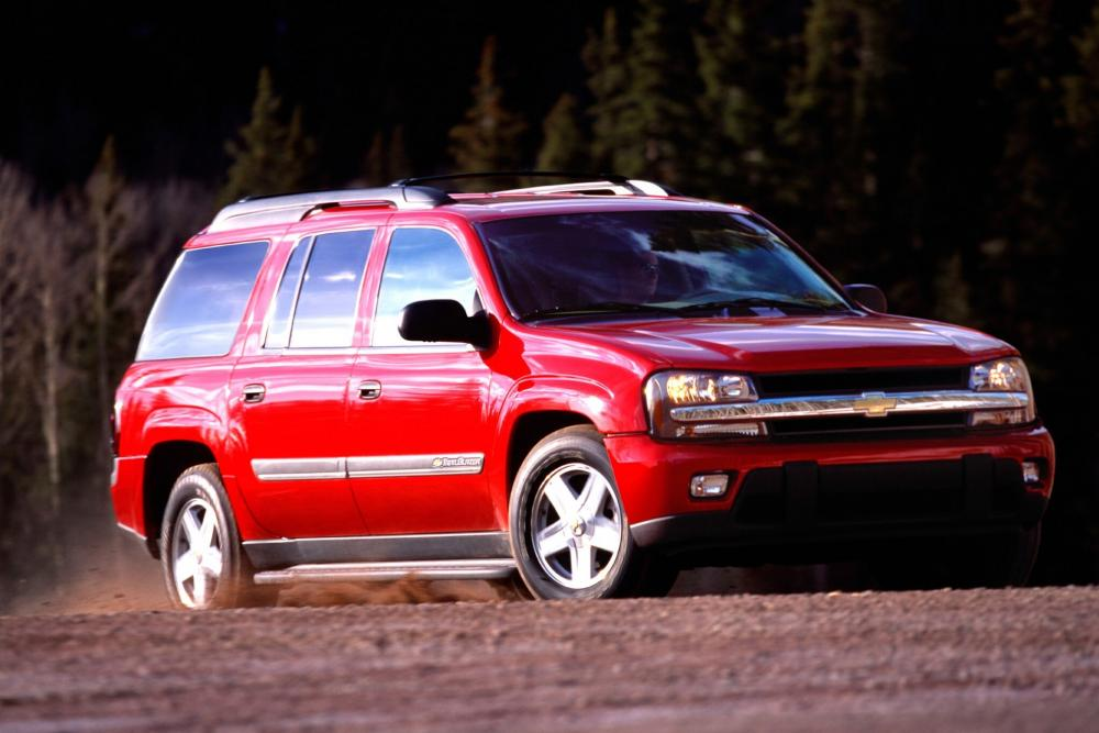 Chevrolet TrailBlazer 1 поколение (2001-2009) EXT внедорожник