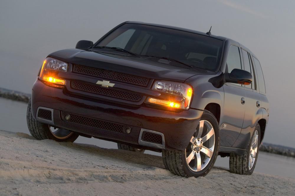 Chevrolet TrailBlazer 1 поколение рестайлинг (2005-2009) SS внедорожник