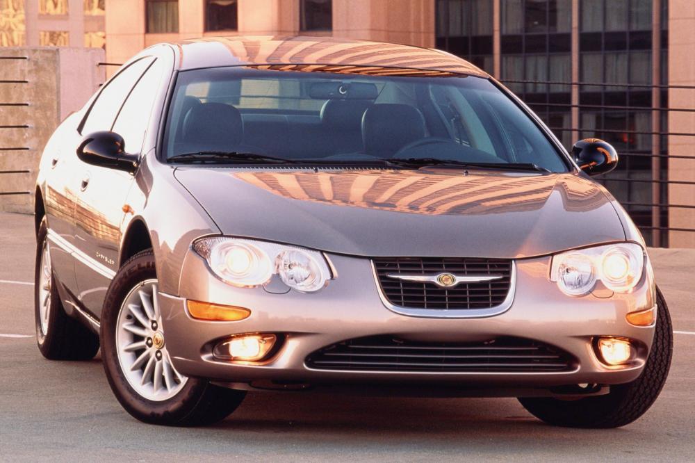Chrysler 300M 1 поколение Седан