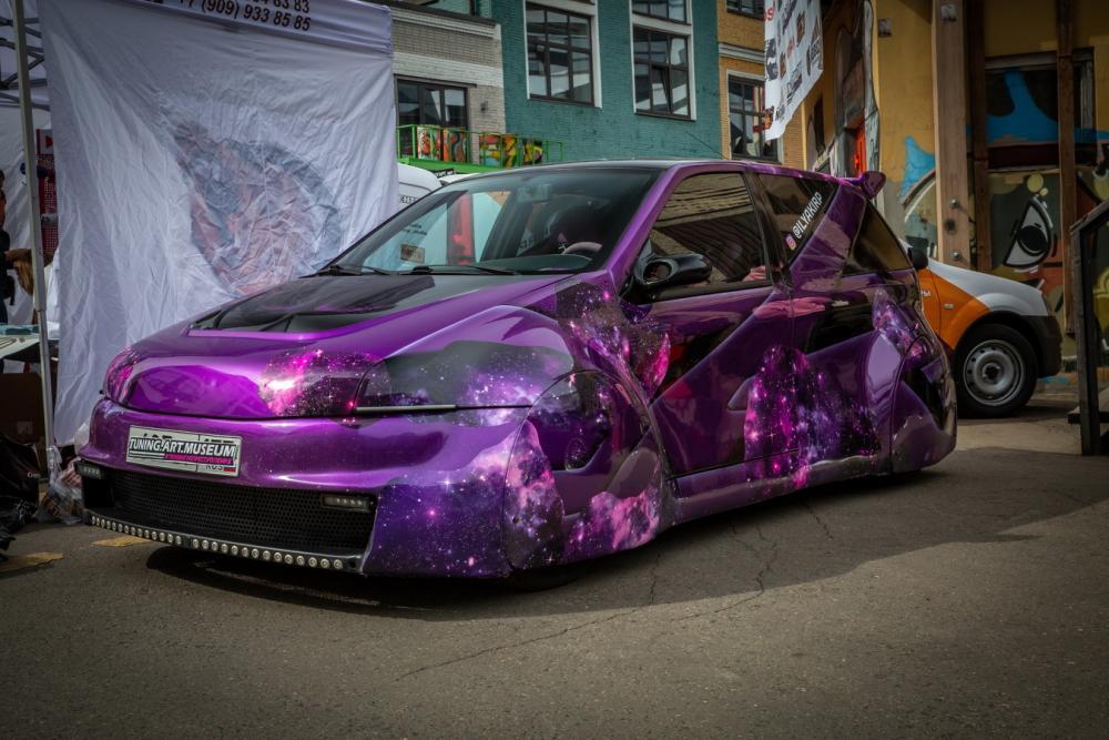 тюнинг авто фото