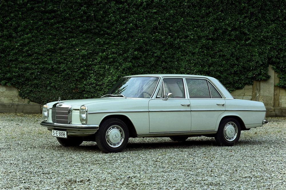 Mercedes-Benz W115 1 поколение (1968-1976) Седан