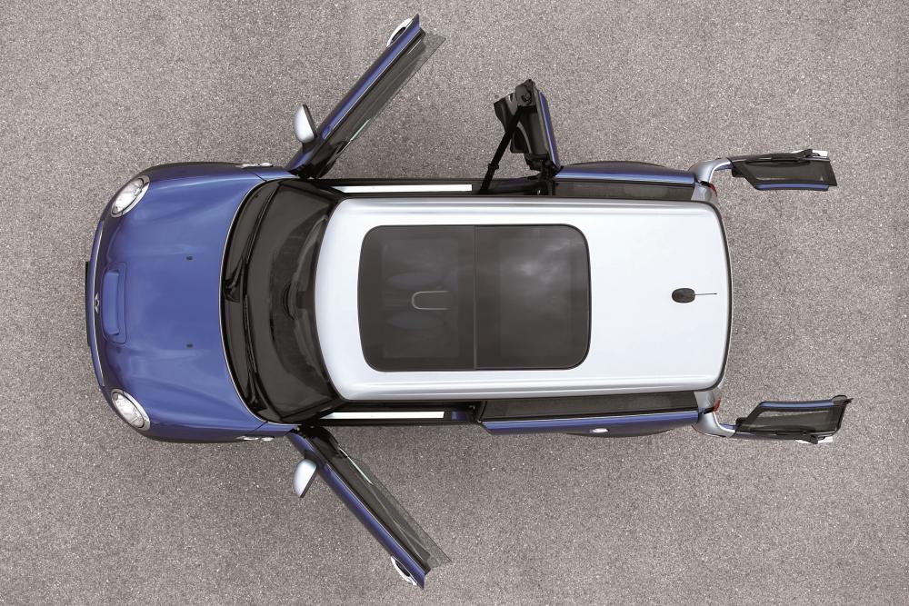 Mini Clubman 1 поколение Cooper S универсал 4-дв.